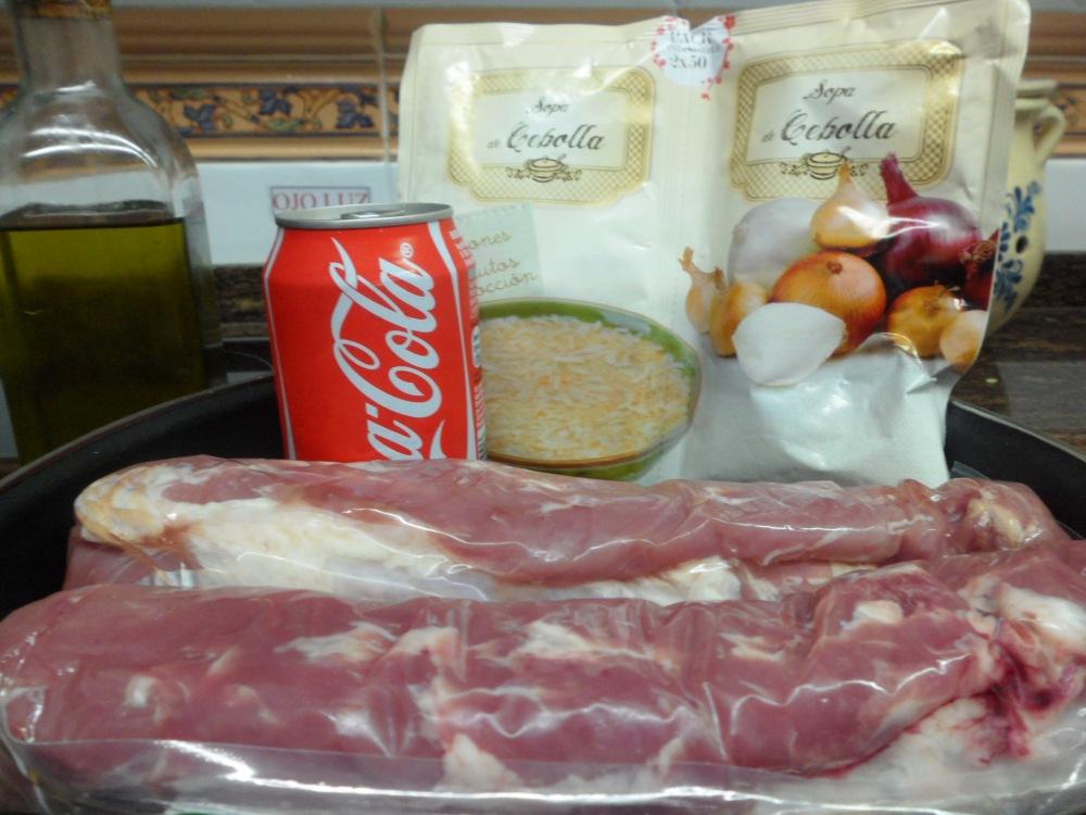Solomillo de cerdo con Coca Cola (2/6)